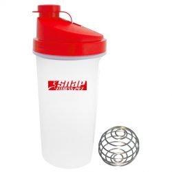 Power Shaker Protein Bottle Printed