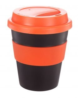 Karma Kup Black Orange