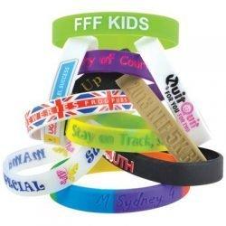 Kids Wrist Bands