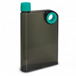 Accent Water Bottle - Mix and Match black teal