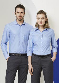 Regent Shirt Blue